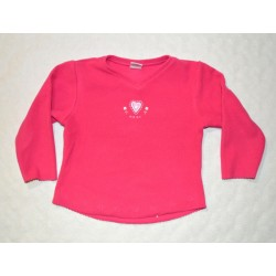 Kislány polár pulóver ( 98 cm)