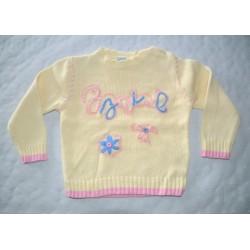 Kislány pulóver ( 92 cm)