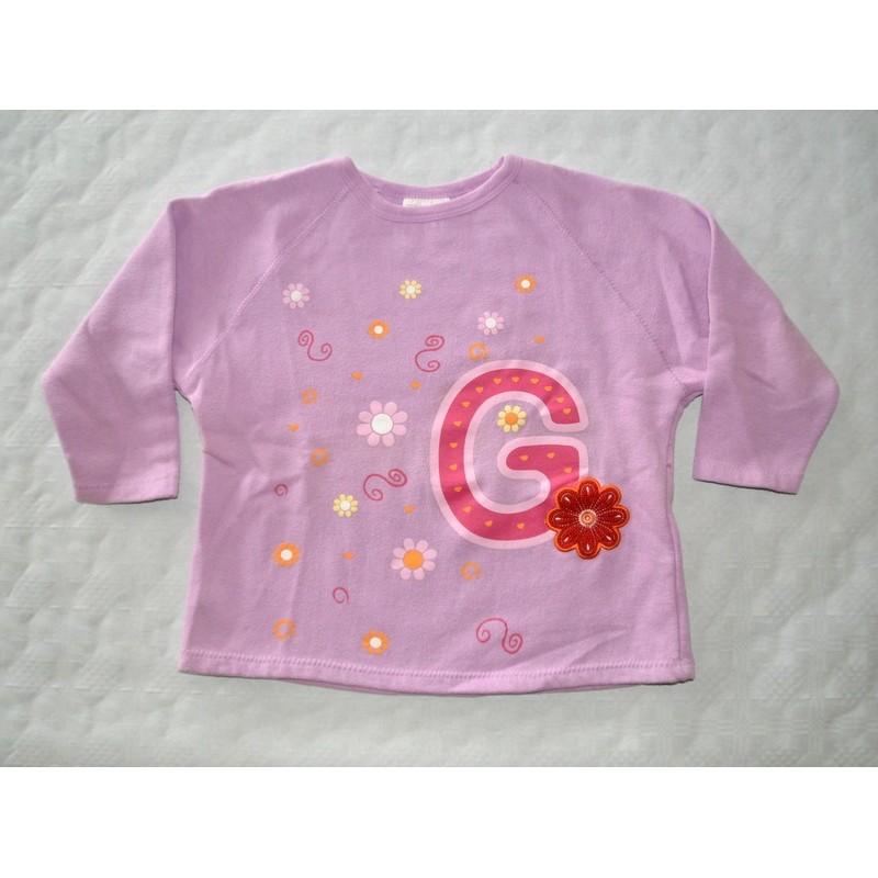 Kislány pulóver ( 110 cm)