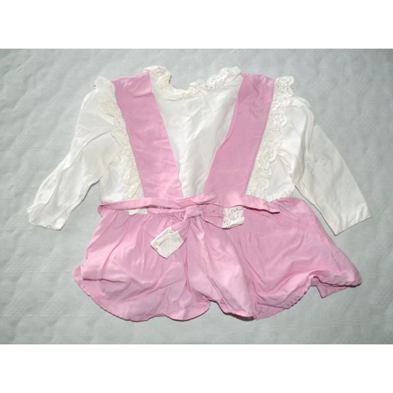 Kislány ruha ( 86 cm)