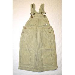 Fiú kantáros rövidnadrág ( 98 cm)