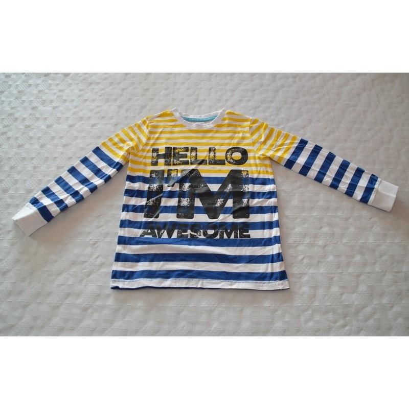 Fiú pulóver (6-7 év)