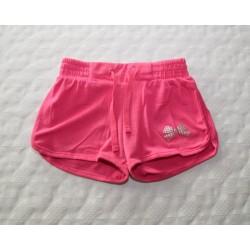 Kislány rózsaszín rövidnadrág (122cm)