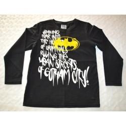 Fiú pulóver. Batman (134 cm)