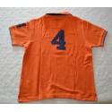 Gyerek piros póló (9-10 év)