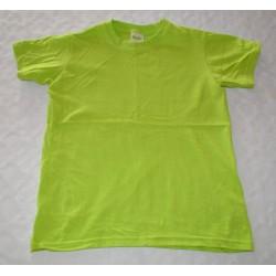 Uniszex zöld póló (146 cm)