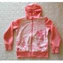 Kislány kapucnis pulóver (146 cm)