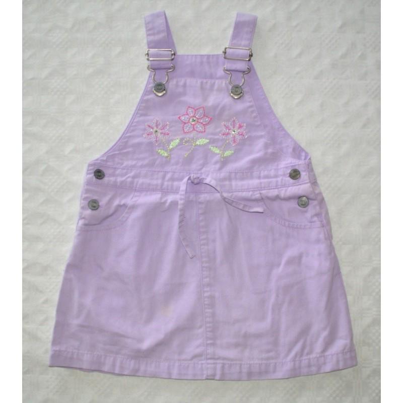 Divatos kislány ruha ( 86 cm)