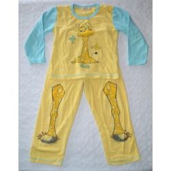 Uniszex pizsama alsó, felső (122 cm)