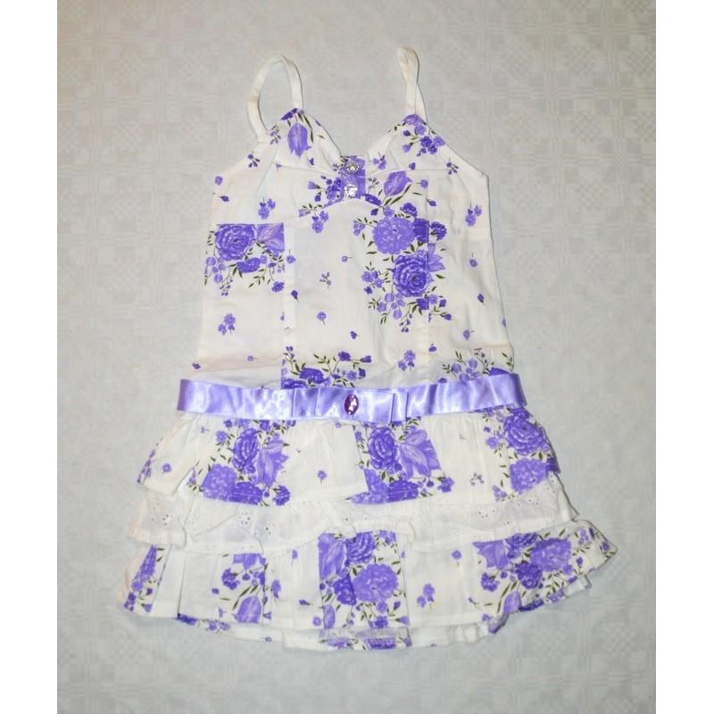Kislány ruha ( 104 cm)