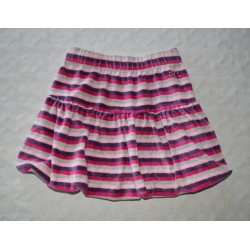 Cherokee kislány csíkos szoknya ( 110 cm)