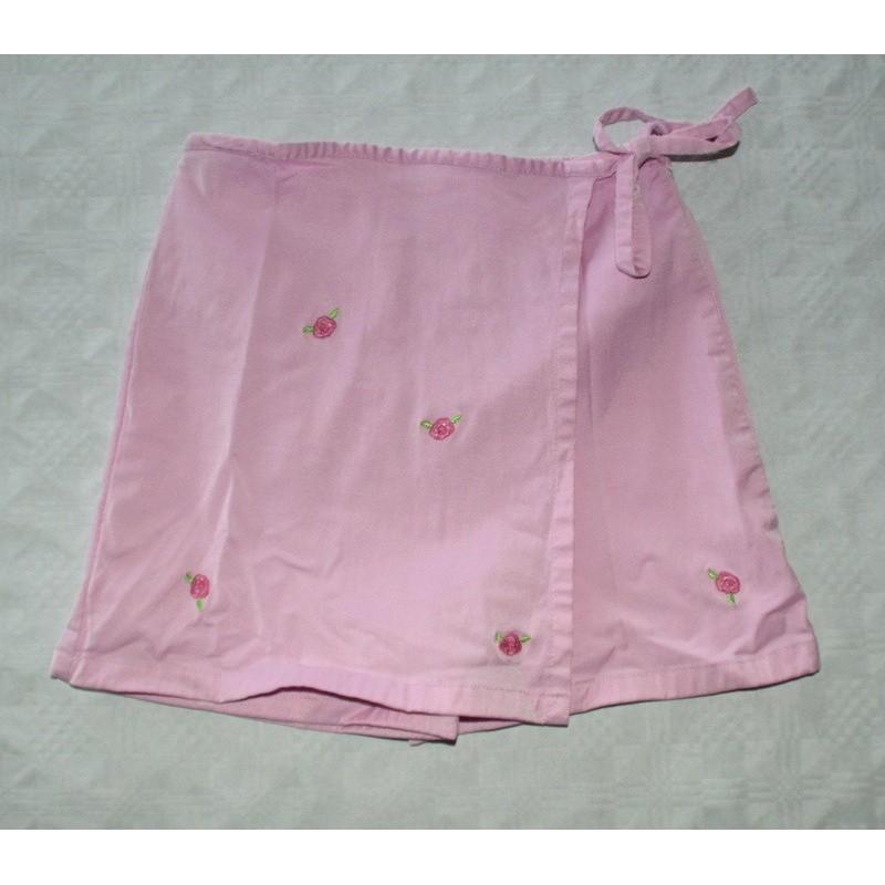 Kislány lila rövidnadrág ( 122 cm)