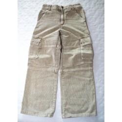 Fiú kordbársony nadrág (122 cm)