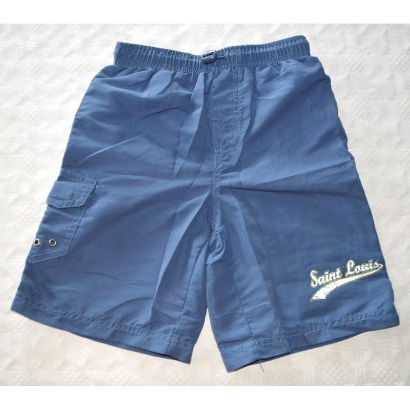 Kék short ( 122 cm)