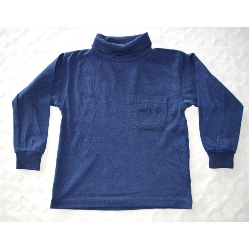 Fiú garbó. Kék ( 80 cm)