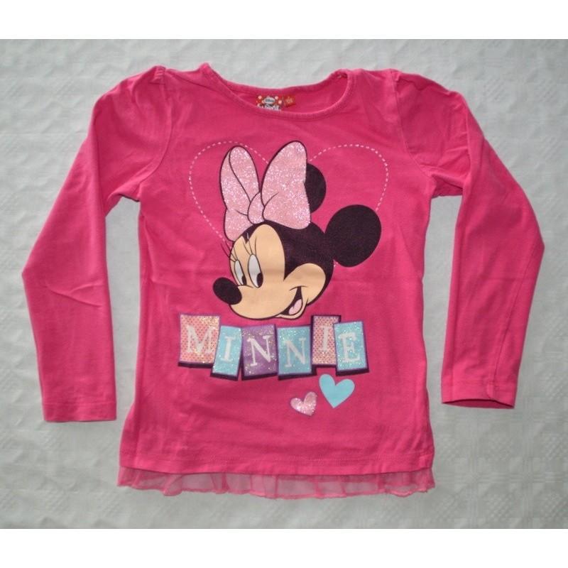 Disney kislány pulóver ( 128 cm)