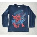 Fiú pókember mintás pulóver ( 128 cm)