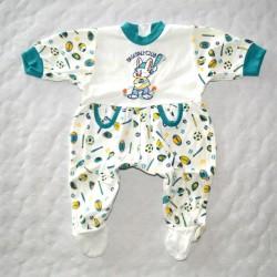 Uniszex pizsama ( 68 cm)