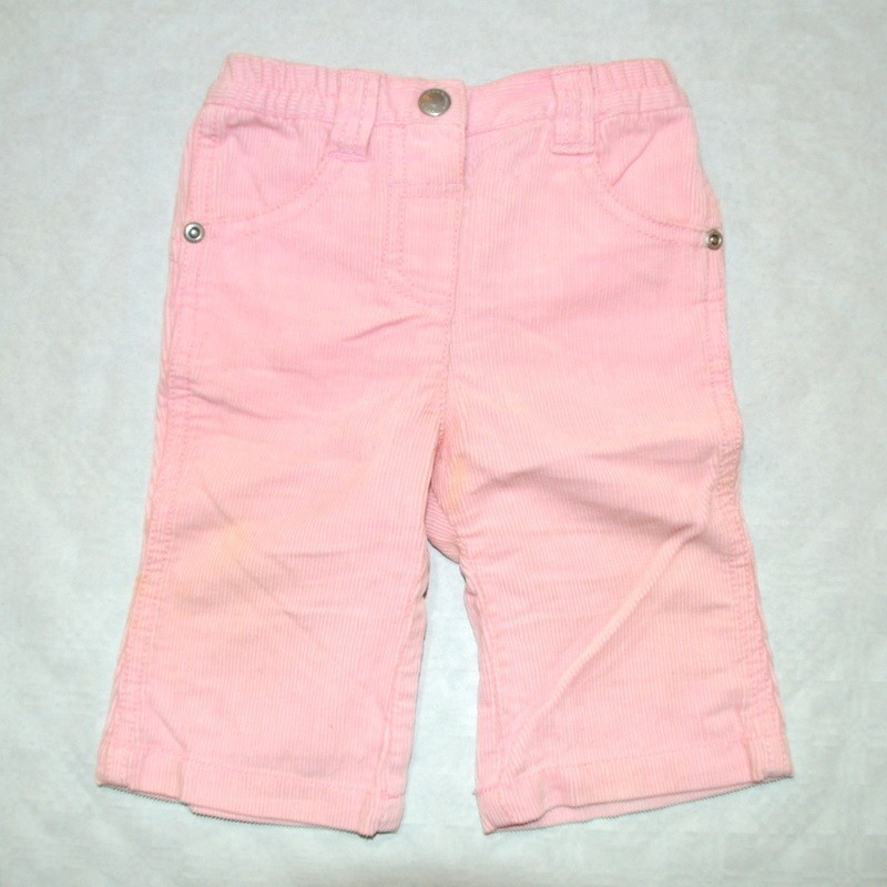 Kislány bársony nadrág ( 62 cm)