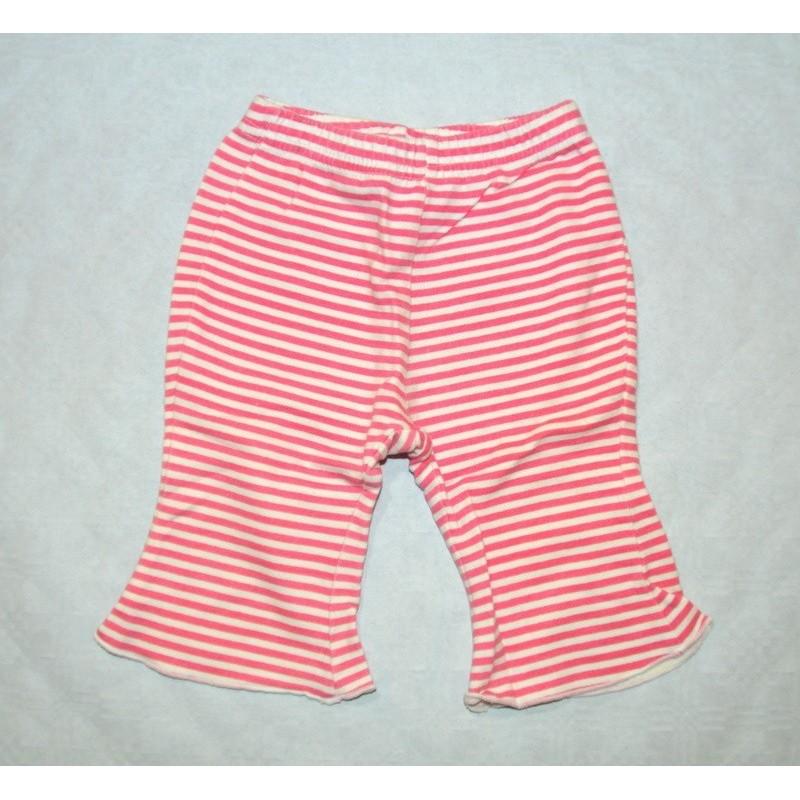 Kislány csíkos nadrág ( 62 cm )